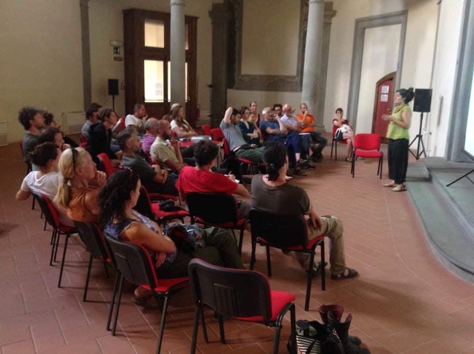 Anna Morera presenta la Deafal