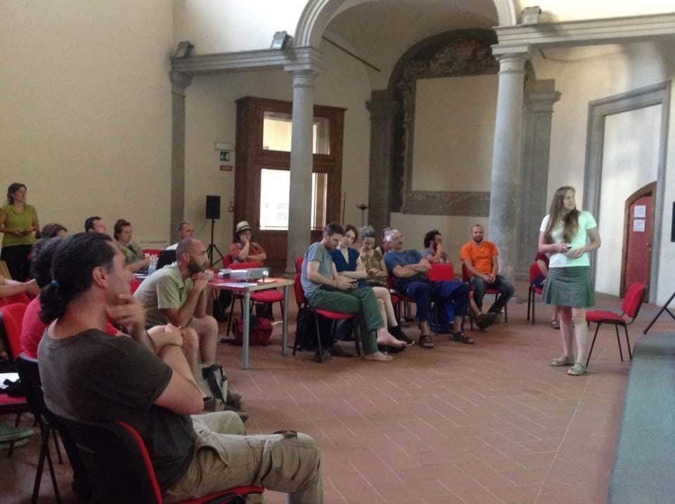 Presentazione Woof Italia