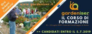 Corso gratuito di Gardeniser