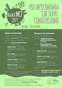 Per un`economia che serve:condivisione @ Villa Pizzone