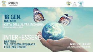 Inter-essere: dibattito sull'Ecologia Integrata e Ben-Essere @ Città dell'Altra Economia